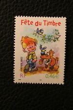 Timbre - FRANCE - Boule et Bill - Fête du timbre - Neuf ** - n° 3467 - 2002