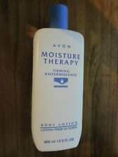 New/Sealed un-used Avon Moisture Therapy Firming body lotion 13.5 oz