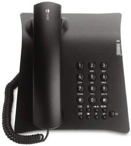 Doro Congress 100 Business Corded Telephone – Black EU PLUG