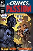 DC Crimes of Passion #1 (2020 Dc Comics) First Print Putri Cover