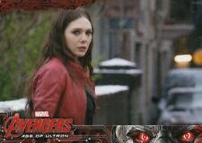 2015 Marvel Avengers Age of Ultron Sammelkarte, #81 Wanda Maximoff