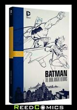 BATMAN DARK KNIGHT RETURNS GALLERY EDITION OVER-SIZED HARDCOVER ARTIST HARDBACK