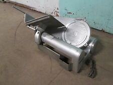 """""""Hobart 1612"""" Heavy Duty Commercial Counter-Top (Nsf) 12"""" Blade ¼Hp Meat Slicer"""