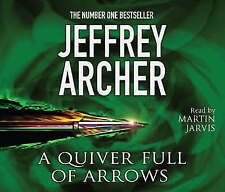 A Quiver Full of Arrows by Jeffrey Archer CD Audiobook