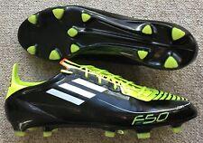 ADIDAS F50 ADIZERO FG SYNTHETIC FOOTBALL BOOTS UK 12.5