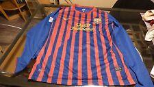 maillot de foot barcelona Barca Xavi  XXL shirt camiseta  nike Qatar foundation