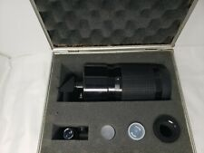 Meade Telescope 1000mm f/11 Mirror Lens