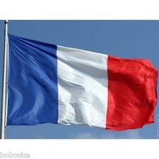 la Bandiera della Francia neuf 100% poliestere- 150X90 cm