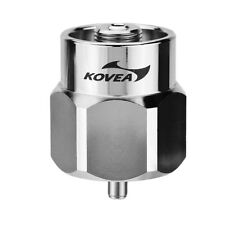 KOVEA Butane & LPG Gas Conversion Adapter Camping Outdoor Gear VA-AD-0701