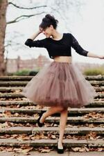 Party Regular Size Vintage Skirts for Women