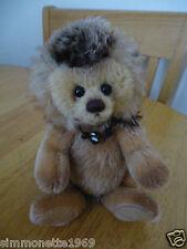 Charlie Bears Hoglet Mini Mo Hedgehog designed by Isabelle Lee 2015