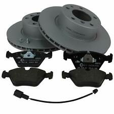 ATE Bremsenset Bremsscheiben + Bremsbeläge + Sensor 302x22mm für BMW E34 E32