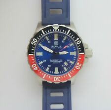 Deep Blue Daynight T-100 Tritdiver Automatic 45mm Watch