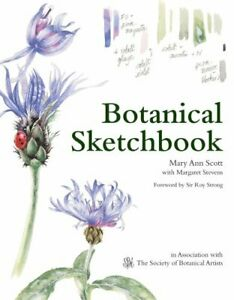 Botanical Sketchbook by Scott, Mary Ann Book The Fast Free Shipping