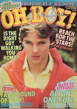 Oh Boy! Magazine 4 November 1978 No.102   Leif Garrett   Steve New of Rich Kids