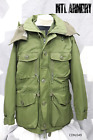 CANADIAN FORCES OD GORETEX PARKA WITH LINER SIZE 7340 (CANADA ARMY)Canada: Modern - 25552