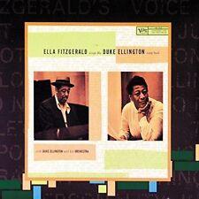 Ella Fitzgerald Sings The Duke Ellington Songbook 180gm ltd Vinyl 2 LP NEW seale