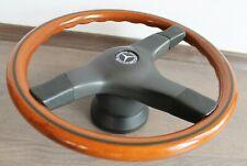 Steering Wheel Mercedes Benz OEM NARDI Wood Sport Vintage R107 W124 W126 W201