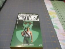 THE SURVIVALIST # 24 BY JERRY AHERN   (1992)   SCI FI  ACTION ADVENTURE