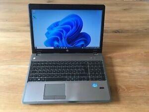 """PC portable Très rapide Intel SSD 128Go HP Probook 15 pouces 15,6"""""""