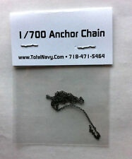 Model Ship Anchor Chain 1/700 Scale