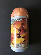 Rare Brand New Factory Sealed Lego Bionicle Tahu 8534