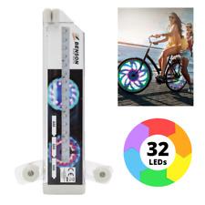 32 LEDs Fahrradbeleuchtung Speichen Rad Radbeleuchtung Speichenlicht Fahrrad