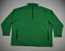 Nike Pullover Men's Green Poly NEW 4XL