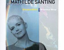 CD MATHILDE SANTING sings Randy Newman -  texas girl & pretty boy HOLLAND EX