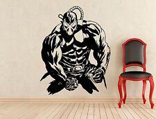Bane Wall Decal Superhero Vinyl Sticker Comics Art Decor Home Mural (211z)