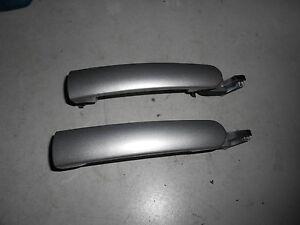 Audi TT 8N Türgriffe Außen, Rechts Links, silber