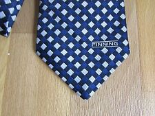 FINNING Construction Equipment Supplier Staff / Company Issue Polyester Tie