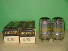 2 NIB Sylvania 6JZ8 Vacuum Tubes