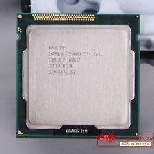 Intel Xeon E3-1265L Quad-Core CPU (SR0G0) LGA 1155 2.4 GHz/3500MHz Free ship