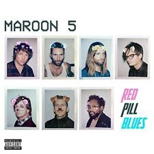 Maroon 5 : RED PILL BLUES  * Brand New Album (November 2017) CD