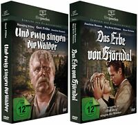 Und ewig singen die Wälder / Das Erbe von Björndal - Filmjuwelen DVD-Doppelpack