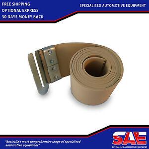 Brake Lathe Drum Silencer - Rubber Strap for Car Drum Brake Lathes CE-1