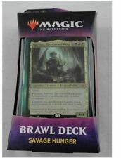 Magic the Gathering MTG Brawl Deck Savage Hunter