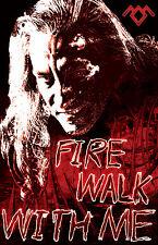 "Twin Peaks David Lynch ""Killer Bob-Fire Walk with Me"" 11x17 High Quality Poster"