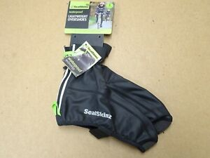 SealSkinz Waterproof Lightweight Overshoe Stretch Size S UK 3 - 5