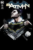 Batman #50 Forbidden Planet/ Jetpack Exclusive Jock Variant NM  COLOR