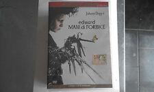 DVD- EDWARD MANI DI FORBICE-JOHNNY DEPP-EDITORIALE-SIGILLATO