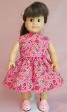 "Handmade Dress Fits 6.5"" Mini American Girl"