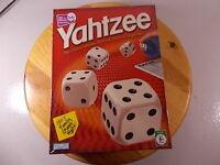Yahtzee classic shake score & shout dice game sealed 2005 Hasbro