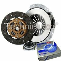 EXEDY 3 PART CLUTCH KIT FOR TOYOTA COROLLA LIFTBACK HATCHBACK 1.3 12V