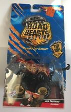 Hot Wheels Monster Jam Road Beast Jaw Crushers New in Package  E