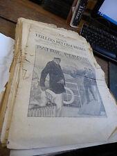 veillées des chaumières - 56° année - 104 nunéros de 1932/1933