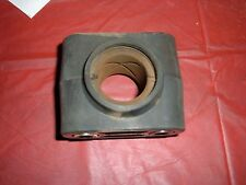 2000 Suzuki Quadmaster 500 4x4 ATV Steering Stem Bushing Holder (122/72)