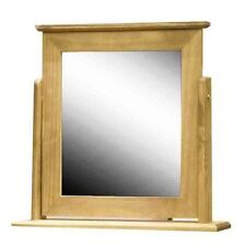 Wooden Rectangle Modern Decorative Mirrors