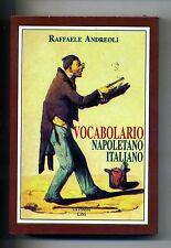 R.Andreoli # VOCABOLARIO-NAPOLETANO/ITALIANO # La Puteoli Libri 2000